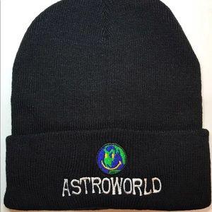 Accessories - 🆕 Astroworld skully beanie hat